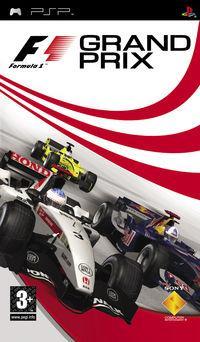 Portada oficial de F1 Grand Prix para PSP