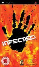Portada oficial de Infected para PSP