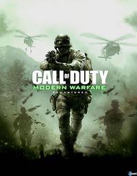 Portada oficial de Call of Duty: Modern Warfare Remastered para PS4