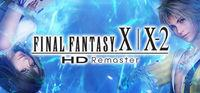 Portada oficial de Final Fantasy X/X-2 HD Remaster para PC
