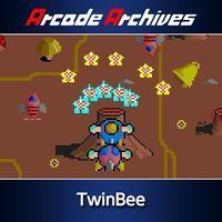 Portada oficial de Arcade Archives TwinBee para PS4