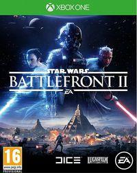 Portada oficial de Star Wars Battlefront II para Xbox One