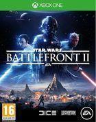 Portada oficial de de Star Wars Battlefront II para Xbox One