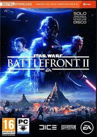 Portada oficial de Star Wars Battlefront II para PC