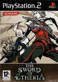 Portada oficial de The Sword of Etheria para PS2