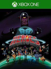 Portada oficial de 88 Heroes para Xbox One