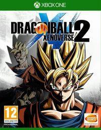 Portada oficial de Dragon Ball Xenoverse 2 para Xbox One