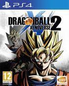 Portada oficial de de Dragon Ball Xenoverse 2 para PS4