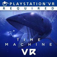Portada oficial de Time Machine VR para PS4