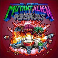 Portada oficial de Super Mutant Alien Assault para PS4