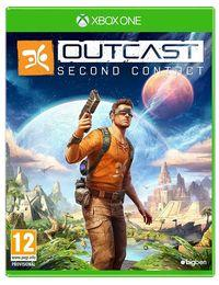 Portada oficial de Outcast - Second Contact para Xbox One