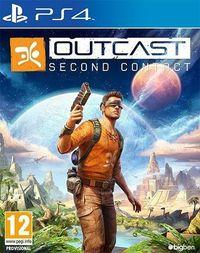 Portada oficial de Outcast - Second Contact para PS4