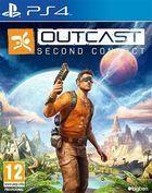 Portada oficial de de Outcast - Second Contact para PS4
