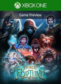 Portada oficial de Fable Fortune para Xbox One