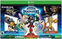 Portada oficial de Skylanders Imaginators para Xbox One