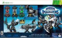 Portada oficial de Skylanders Imaginators para Xbox 360