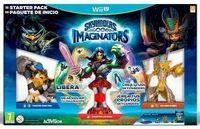 Portada oficial de Skylanders Imaginators para Wii U