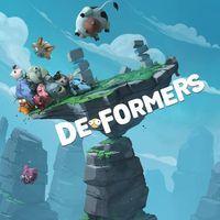 Portada oficial de Deformers para PS4