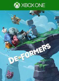 Portada oficial de Deformers para Xbox One