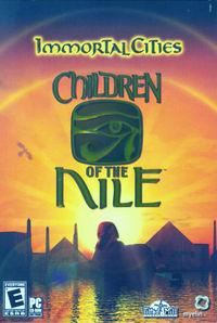Portada oficial de Inmortal Cities: Los Niños del Nilo para PC