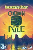 Portada oficial de Inmortal Cities: Los Ni�os del Nilo para PC