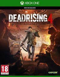 Portada oficial de Dead Rising 4 para Xbox One
