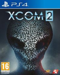 Portada oficial de XCOM 2 para PS4