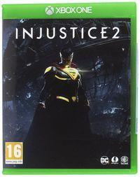 Portada oficial de Injustice 2 para Xbox One
