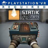 Portada oficial de Statik para PS4