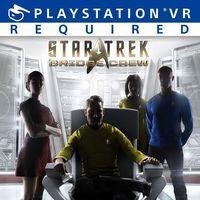 Portada oficial de Star Trek: Bridge Crew para PS4