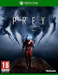 Portada oficial de Prey para Xbox One