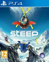 Portada oficial de Steep para PS4