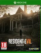 Portada oficial de Resident Evil 7 para Xbox One