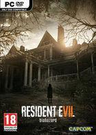 Portada oficial de Resident Evil 7 para PC