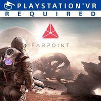 Portada oficial de Farpoint para PS4