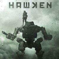 Portada oficial de Hawken para PS4