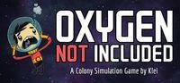 Portada oficial de Oxygen Not Included para PC