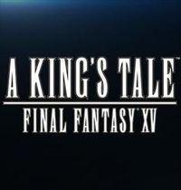 Portada oficial de A King's Tale: Final Fantasy XV para PS4