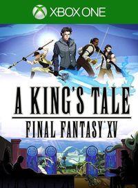 Portada oficial de A King's Tale: Final Fantasy XV para Xbox One