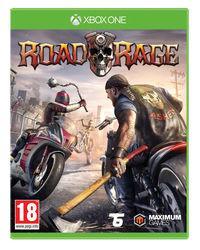 Portada oficial de Road Rage para Xbox One