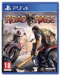 Portada oficial de Road Rage para PS4