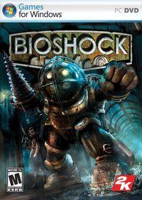 Portada oficial de BioShock para PC