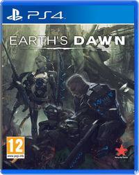 Portada oficial de Earth's Dawn para PS4