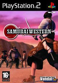 Portada oficial de Samurai Western para PS2
