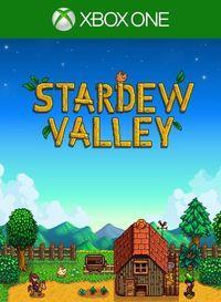 Portada oficial de Stardew Valley para Xbox One