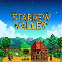 Portada oficial de Stardew Valley para PS4