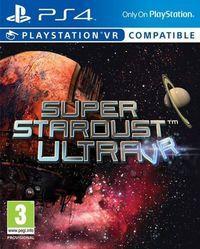 Portada oficial de Super Stardust Ultra VR para PS4