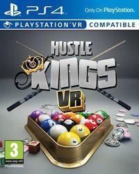 Portada oficial de Hustle Kings VR para PS4