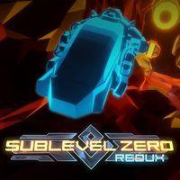 Portada oficial de Sublevel Zero Redux para PS4