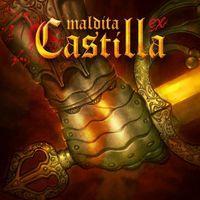 Portada oficial de Maldita Castilla EX para PS4